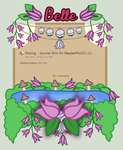 Commission - Journal Skin for BeadedWolf22 (2) by asayyu