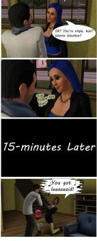 Sims - Showtime! by Crystal124