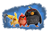 Angry Birds Movie by Voltage-Art