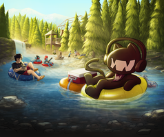 Monstercat Album Cover 023: Voyage - Unbound by petirep