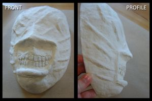 Chatterer Mask - unpainted by FDQ