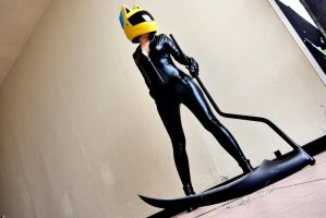 Celty Sturluson - Cosfest 2017 by raveka