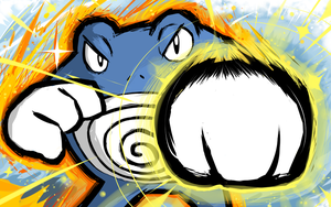 Poliwrath | Power-Up Punch