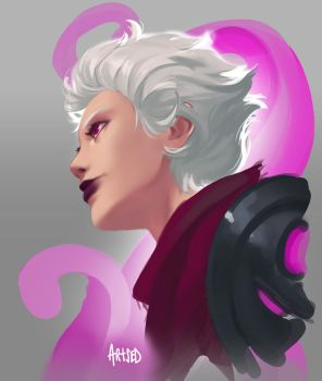 Void Riven by Artsed