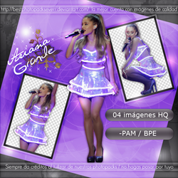 Png Pack 625 - Ariana Grande by southsidepngs