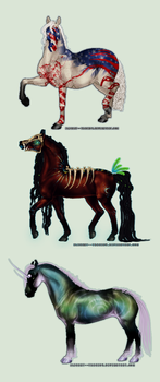 ADOPTABLES: 1 AVAILABLE by elegant--tragedy