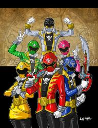Gokaiger by stratosmacca