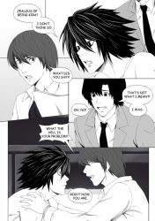 Death Note Doujinshi Page 122 by Shaami