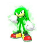 Chaos Knuckles by JaysonJeanChannel