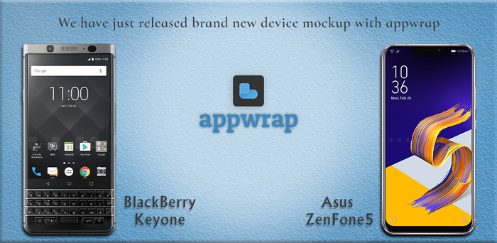 AppWrap Mocukup Devices Ready To Capture by setubridge