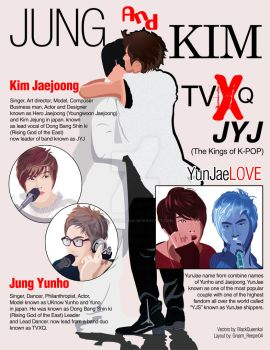 Yunjae - Project by blackqueenKAI