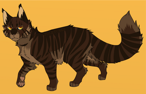 Brambleclaw by th1stlew1ng