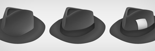 Fedora :WIP: by PsychOut