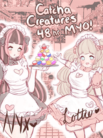 FREE 48 HOUR CATCHA CREATURE MYO EVENT - ENDED by CritterPunk