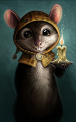 Ghost of a Tale - Tilo by SquatinaCaprium