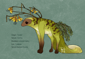 Esk Guest Design Auction   Kakapo - CLOSED by tigrlly