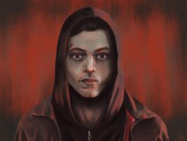 Elliot  |  Mr Robot by pinkastr