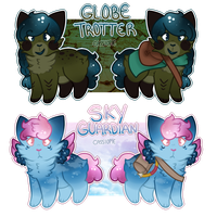 Adventurer Galacticts Auction [Closed] by Cassiopie