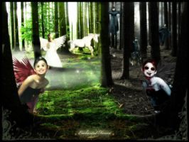 Enchanted Forrest by subcity