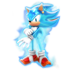 What if: Shadic the Hedgehogs as Vegito Blue by Nibroc-Rock