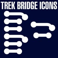 Trek XI Bridge Icons Set 1 by Retoucher07030
