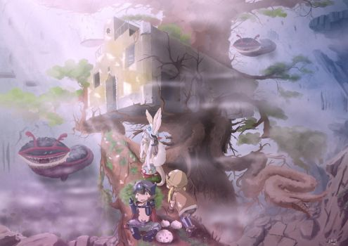 Made In Abyss by ReadSapphirine