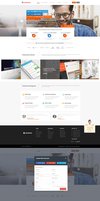 eSHOGHOL Freelancer Web Design by vasiligfx