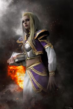 Madness of jaina.... by DEugen