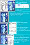 Stained Glass Tutorial - Sai and Sai V2 by Cians-Sacred-Lair