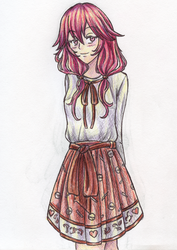 Rosette: Outfit Request by sydchan