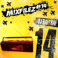 Mixfilez Vol.14 Front Cover by rafmaister