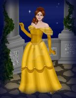 Belle: The Beast's Beauty by Fefe1414