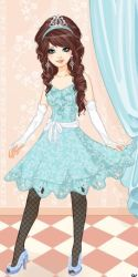 dressup game by Jewl1