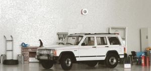 cherokee XJ by COMMANDER--WOLFE