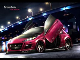 DarknessDesign Peugeot 207 by DarknessDesign