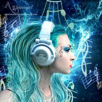 I Like Music by annemaria48