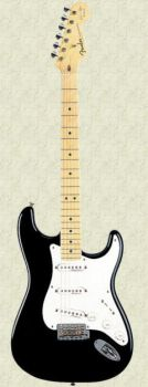 Clapton Strat by 47songs