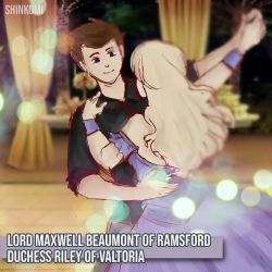 Maxwell Beaumont 3 [TRR Playchoices] by Shinkomi