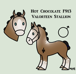 Hot Chocolate F913 by Spudalyn