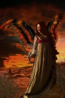 The avenging Angel by nianiniel
