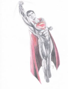Man of Steel by argenis-trejo
