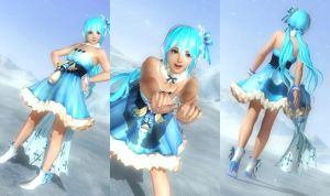 (RELEASE) MIKU WINTER by huchi001