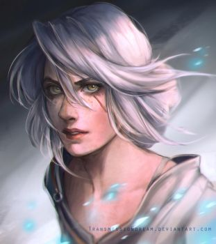 CIRI by TransmissionDream
