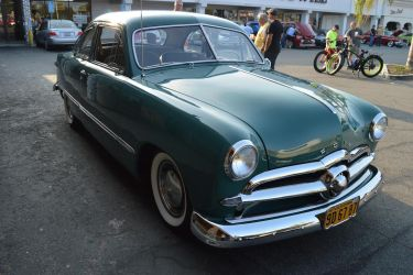 1949 Ford Custom Coupe by Brooklyn47