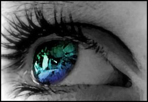 Dreaming eye by Neimad-Design