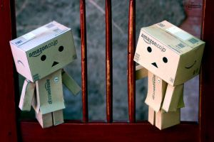 Hello Danbo by AngelAr-Feiniel