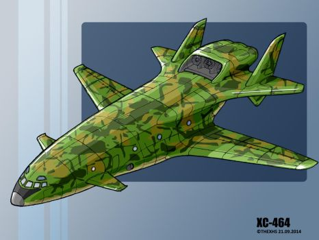 XC-464 by TheXHS