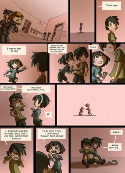 Total Drama Kids Comic pag 43 by Kikaigaku