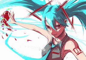 [Vocaloid] Streaming Heart. by ProtoRC