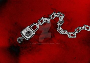 Chain And Lock by Ashlyn69xo